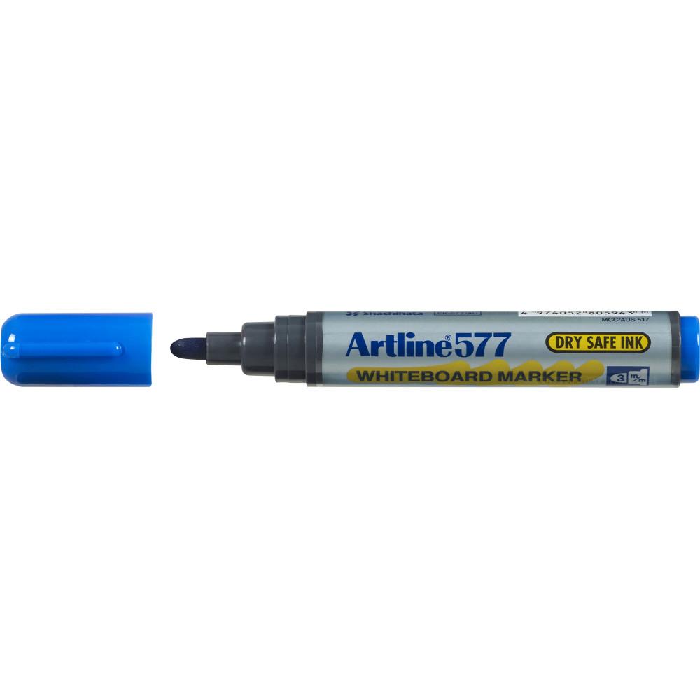 ARTLINE 577 WHITEBOARD MARKER Bullet Blue