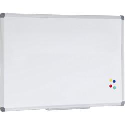 Visionchart OPW Whiteboard 1200x900mm Aluminium Frame