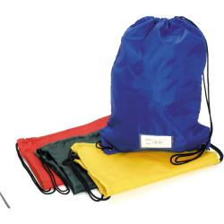 EC Gym Bag 330x440mm Yellow