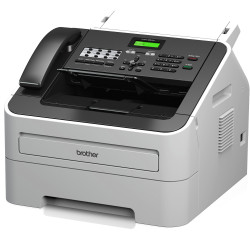BROTHER FAX-2840 FAX MACHINE Laser Plain Paper With Handset