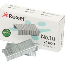 REXEL STAPLES Mini No.10 Box of 1000