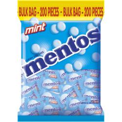 Mentos Lollies Mint Pillow Pack Portion Control 540g